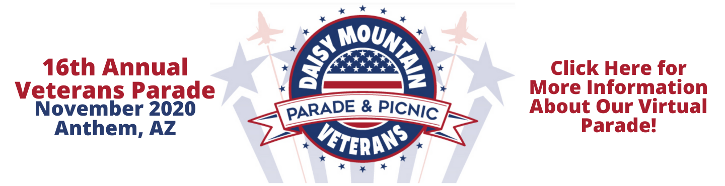 2020 Virtual Veterans Parade